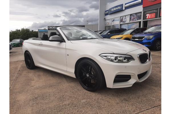 2018 BMW 2 Series F23 LCI M240i Convertible Image 3