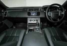 2016 Land Rover Range Rover Sport L494 16MY SDV6 CommandShift HSE Wagon