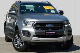 Ford Ranger WILDTRAK PX MKIII 2020.75MY