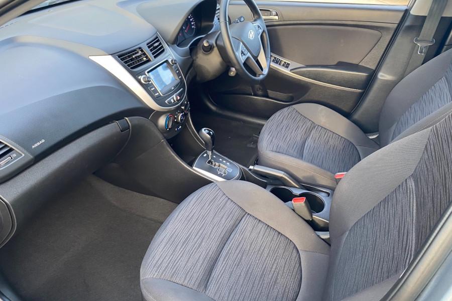 2017 MY18 Hyundai Accent RB6  Sport Hatchback