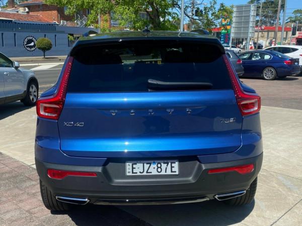 2020 Volvo XC40 536 MY20 T5 R-Design (AWD) Suv Image 5