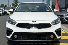 2018 MY19 Kia Cerato Sedan BD S Hatchback