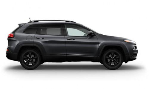 2017 MY18 Jeep Cherokee KL Night Eagle Suv