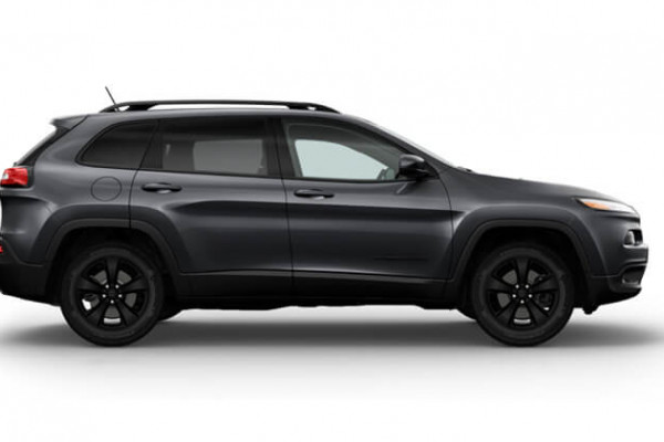 2017 MY18 Jeep Cherokee KL Night Eagle Suv
