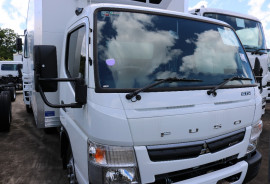Fuso Canter 615 FREEZER BODY
