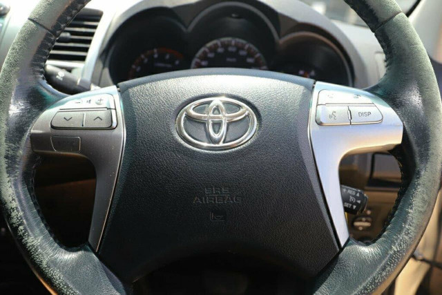 2014 Toyota HiLux KUN26R MY14 SR5 Utility Image 19