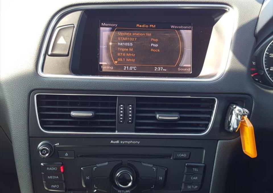 2011 Audi Q5 8R  TFSI Wagon
