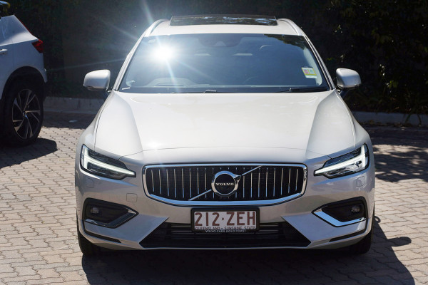 2019 MY20 Volvo V60 T5 Inscription AWD 2.0L T/P 187kW 8A Wagon Image 3