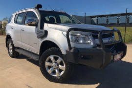 Holden Colorado 7 LTZ RG