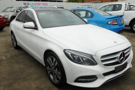 Mercedes-Benz C200 W205 W205