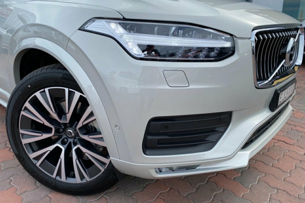 2019 MY20 Volvo XC90 L Series MY20 D5 Geartronic AWD Momentum Suv Image 3