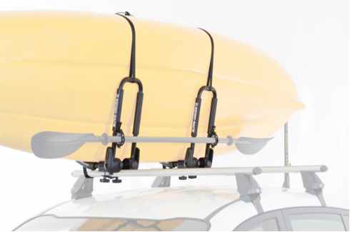 "<img src=""Folding J Style Kayak Carrier - Rhino-Rack"