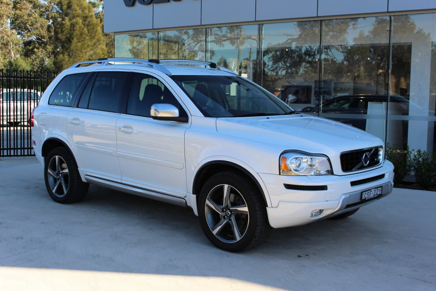 2014 Volvo XC90 (No Series) MY14 D5 R-Design Suv