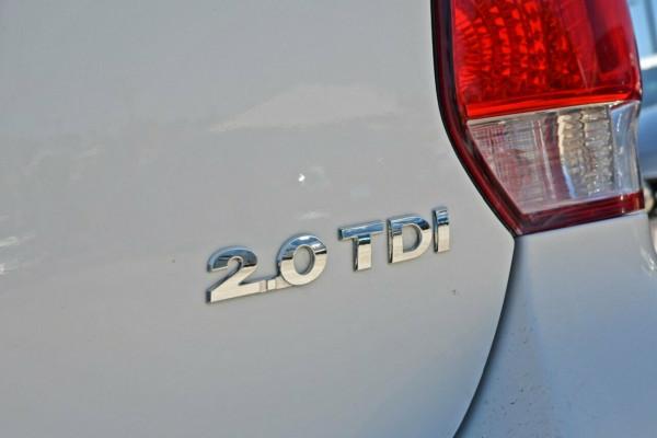 2010 MY11 Volkswagen Golf VI MY11 103TDI DSG Comfortline Wagon Image 5