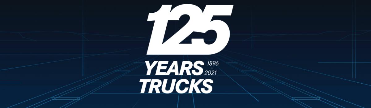 125 YEARS OF MERCEDES-BENZ TRUCKS