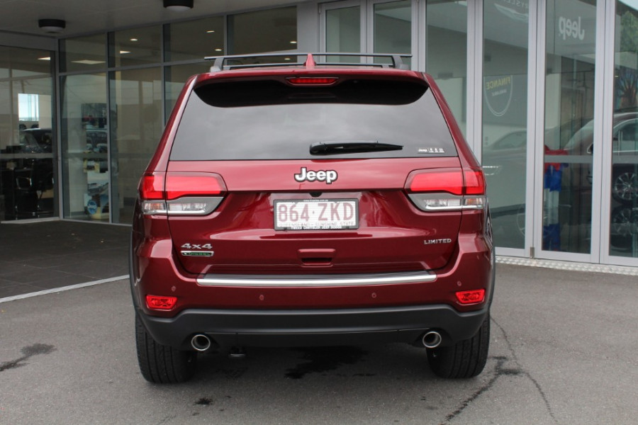 2019 Jeep Grand Cherokee WK Limited Suv