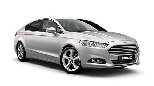 2018 MY18.75 Ford Mondeo MD Trend Hatch Hatchback