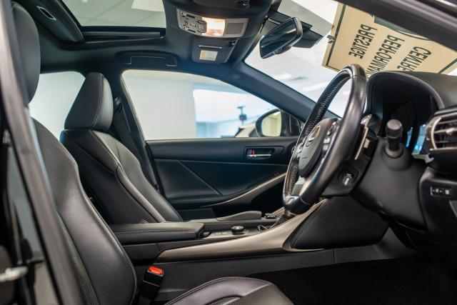 2016 Lexus Is GSE31R 350 F Sport Sedan Image 20