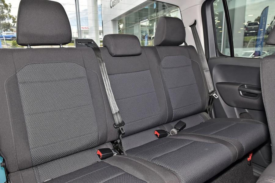 2019 Volkswagen Amarok 2H Sportline Ute