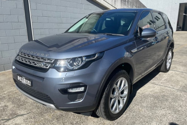 Land Rover Discovery Sport HSE L550  TD4 150