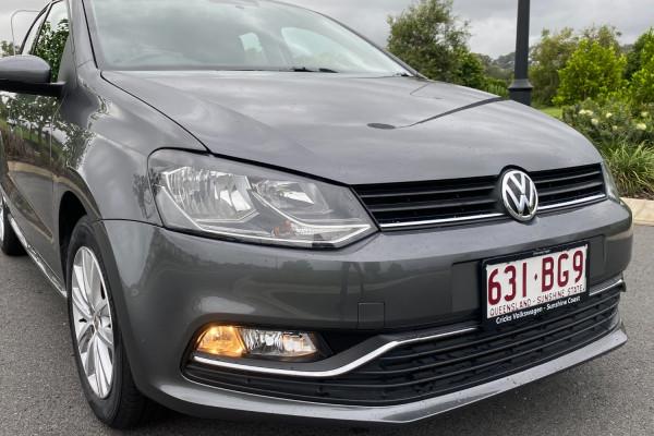 2016 Volkswagen Polo Hatchback