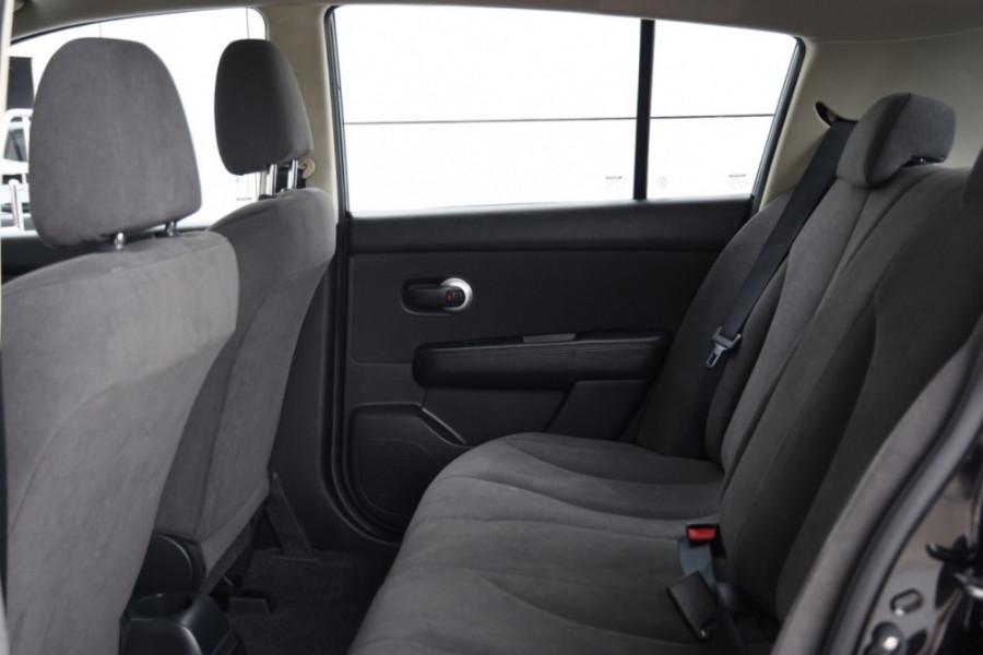 2007 Nissan Tiida C11 MY07 ST-L Hatch Image 7