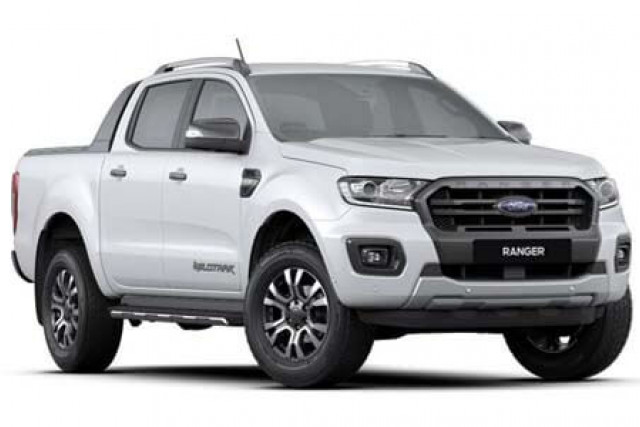 2018 Ford Ranger 4x4 Wildtrak Double Cab Pick-up
