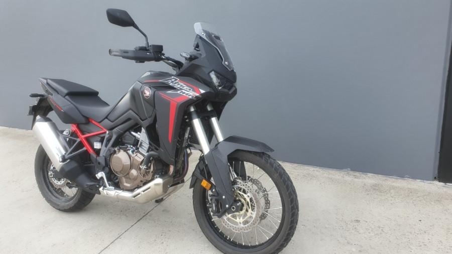 2020 Honda CRF1100AL2 TEMP 2020 Africa Twin Motorcycle Image 13