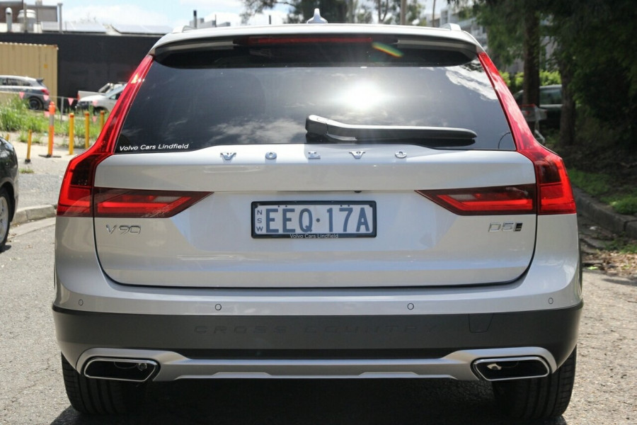 2019 MY20 Volvo V90 Cross Country P Series D5 Wagon Image 18