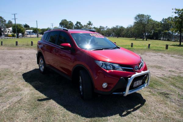 2015 MY14 Toyota RAV4 AS GXL Suv