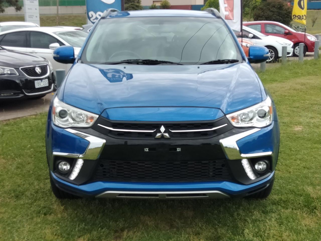 2017 MY18 Mitsubishi ASX XC MY18 LS Suv Image 8