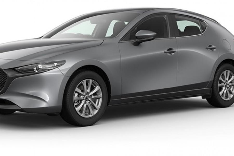 2021 Mazda 3 G20 Pure Hatch