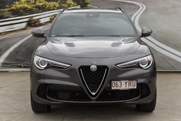 2018 MY19 Alfa Romeo Stelvio Quadrifoglio Quadrifoglio Wagon Image 2