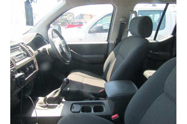 2012 Nissan Navara D40 S6 MY12 RX Utility Image 4