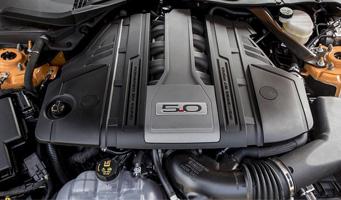 Mustang 5.0L V8 Engine
