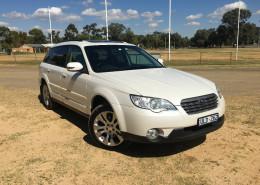Subaru Outback 3.0R PREMIUM MY06