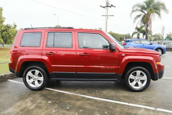 2014 Jeep Patriot MK MY14 Sport 4x2 Wagon Image 4