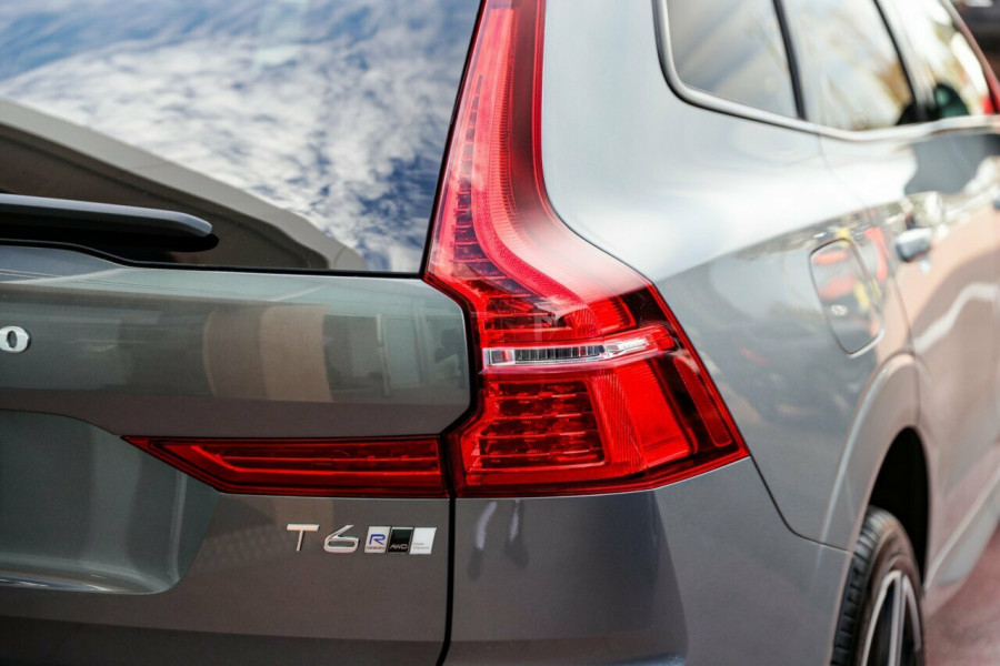 2020 Volvo XC60 UZ T6 R-Design Suv Image 17