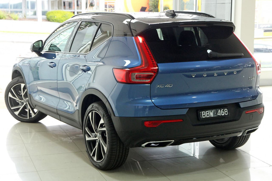 2019 Volvo Xc40 (No Series) MY19 T5 R-Design Suv Mobile Image 2
