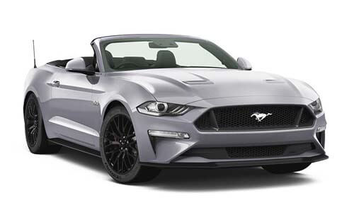 2018 MY19 Ford Mustang FN GT Convertible Convertible