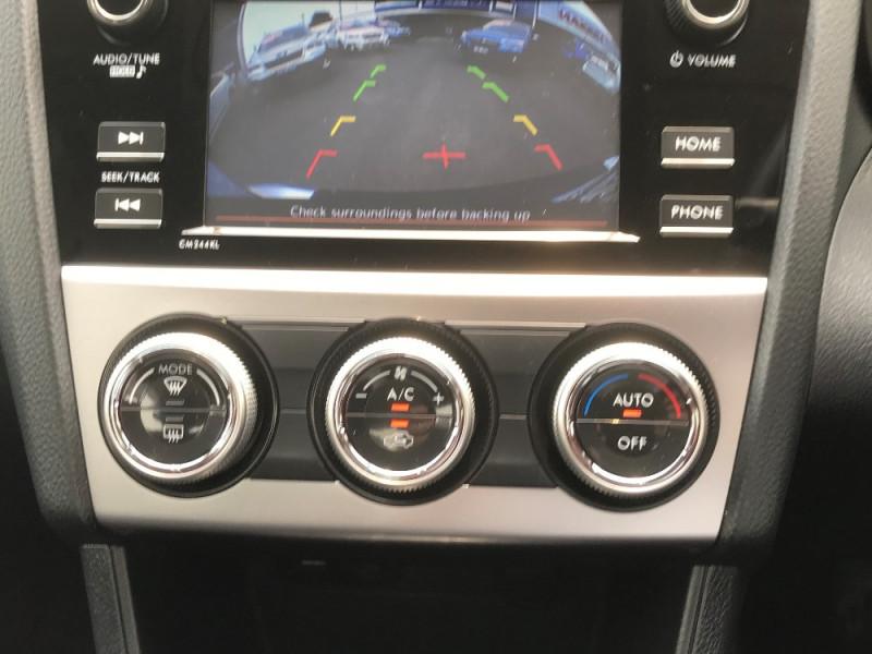 2015 Subaru Impreza G4 2.0i Premium Awd sedan