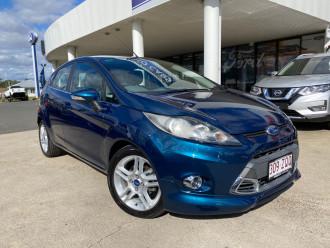 Ford Fiesta ZETEC WT FIESTA