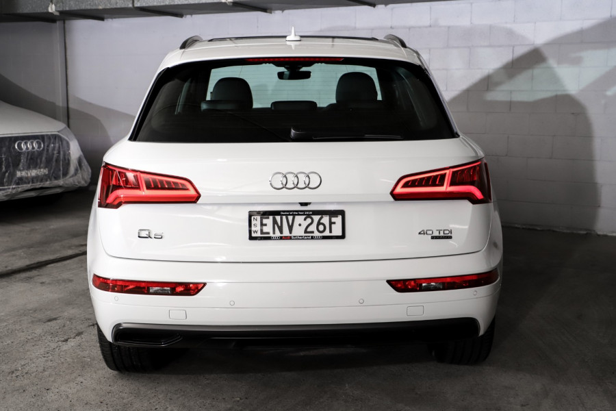2020 Audi Q5 140kW