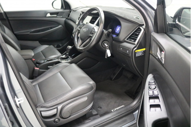 2017 Hyundai Tucson TL MY18 ACTIVE X Suv Image 4