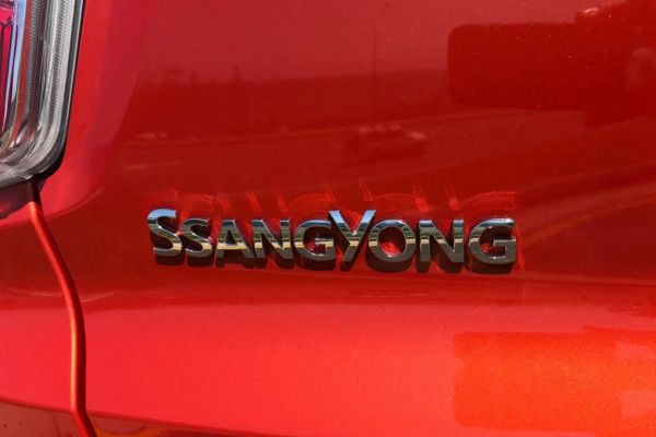 2018 SsangYong Tivoli X100 ELX Suv