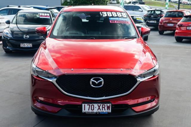 2017 Mazda Cx-5 KF4WLA GT Suv Image 3