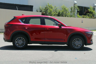 2021 Mazda CX-5 KF Series Touring Suv Image 2