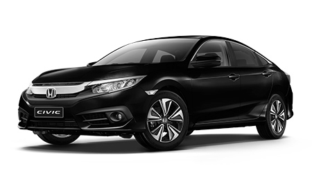 2018 Honda Civic Sedan 10th Gen VTi-L Hatchback