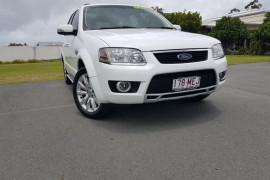 Ford Territory Ghia SY