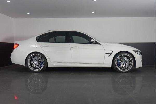 2018 BMW M3 Bmw M3 Competition Auto Competition Sedan Image 4